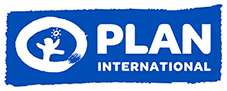 LOGO: Plan International logo (blue)