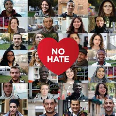 Campaña  No Hate Speech Movement