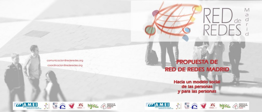red de redes madrid