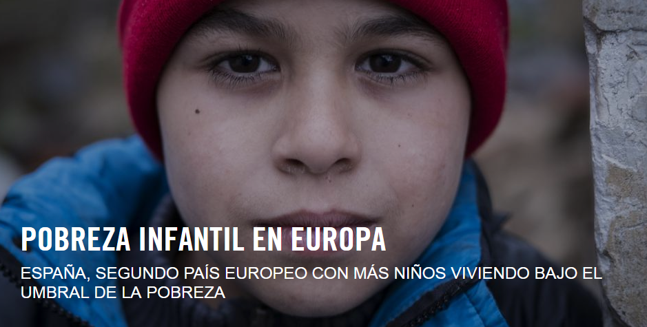 Pobreza infantil en Europa _ Save the Children